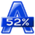 Alcohol 52%(酒精虚拟光