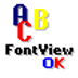FontViewOK(字体浏览软