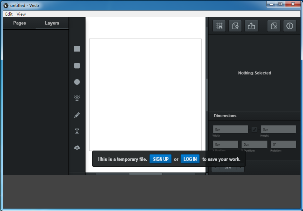 Vectr(矢量图形编辑器)V0.1.16.0 官方版