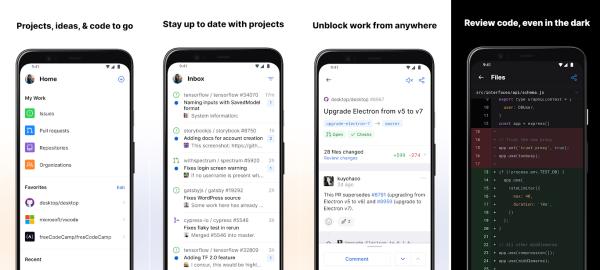 GitHub iOS 和 Android 客户端正式版发布
