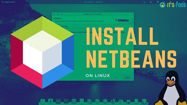 在Ubuntu和其他Linux上安装Netbeans