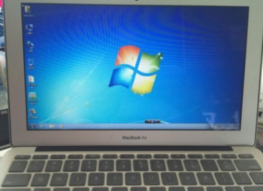 macbook安装windows7系统教程
