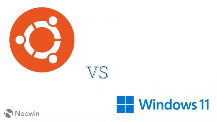 Win11和Ubuntu 21.10性能对比 两者不相上下