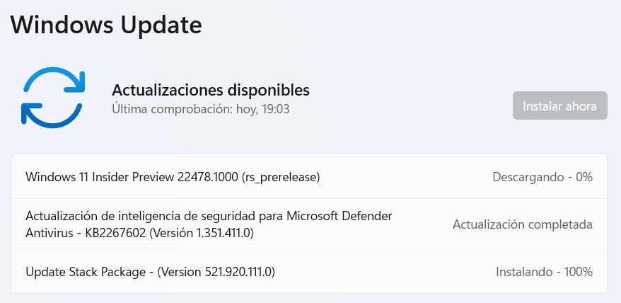微软Windows11 Insider Preview 22478.1000(rs_ prerelease)发布!